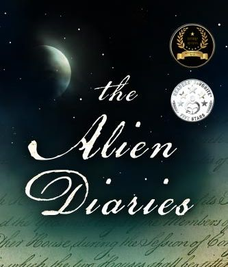The Alien Diaries by Glenn J Devlin